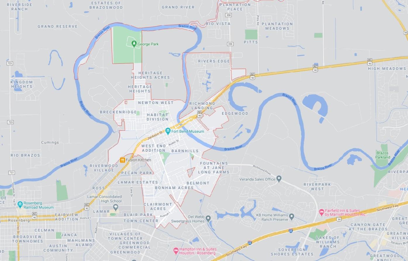 Richmond TX Homes For Sale