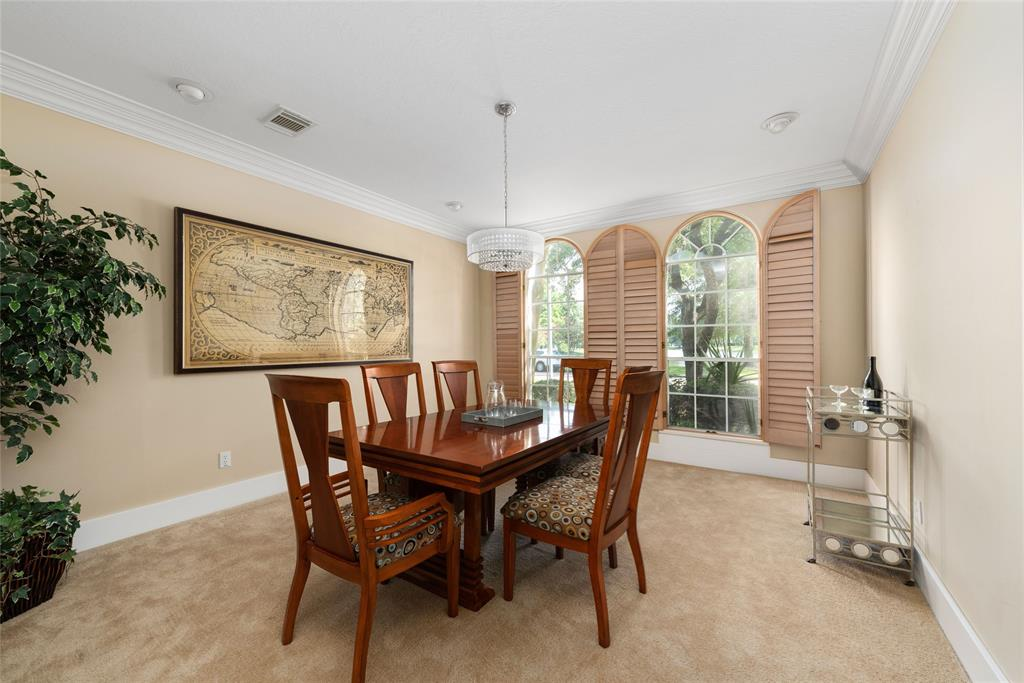 Richmond TX Homes for Sale - Reland Homes Group - Dining room