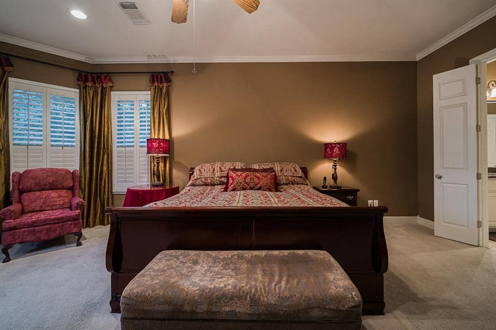 Sugar Land TX Homes for Sale - Reland Homes Group - Bed Room