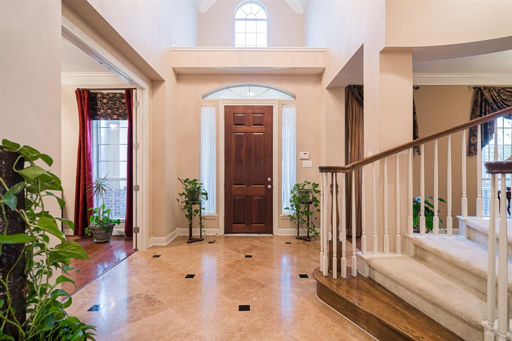 Sugar Land TX Homes for Sale - Reland Homes Group - Enterance